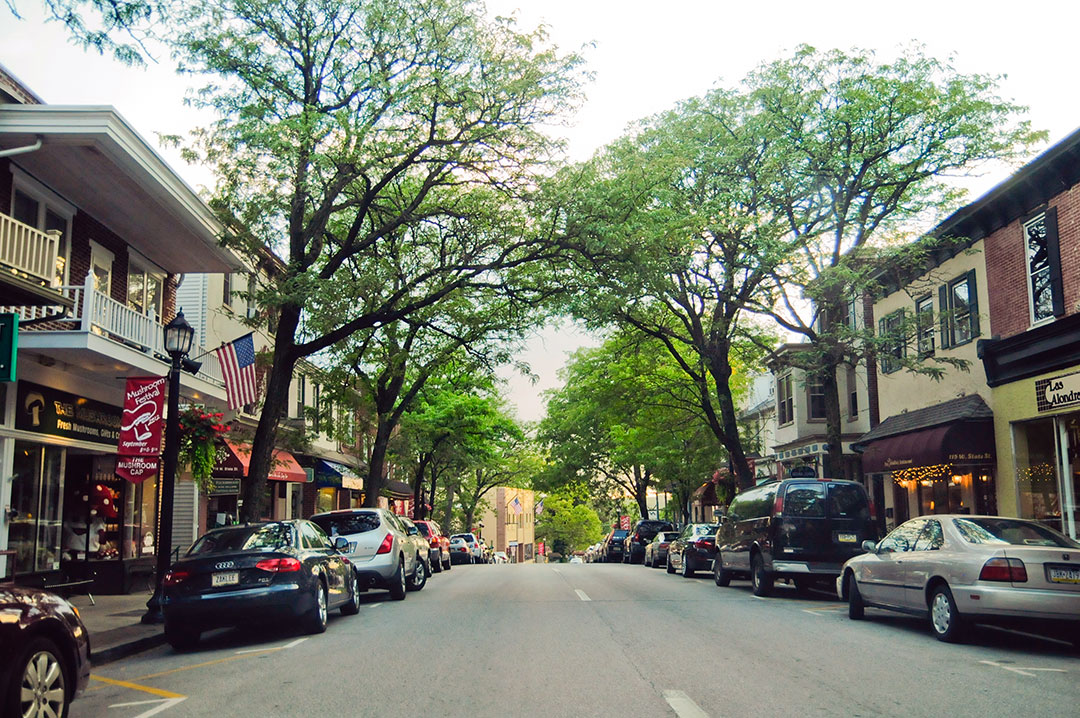 Kennett Square, the USA